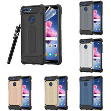 Hybrid Cover Rugged Shockproof Armor Case For Huawei P Smart P20 Lite Pro Phone