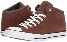 Converse Chuck Taylor All Star High Street Brown Mens Suede Trainers