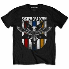 SYSTEM OF A DOWN - EAGLE COLOURS - T-SHIRT