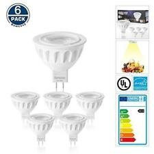 Bomcosy 5W MR16 GU5.3 LED Bulbs, 12V Light Bulb, 50W Halogen Spotlight...