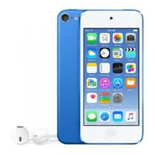 New Apple iPod Touch 6th Gen Blue 16GB 32GB 64GB 128GB  8MP iOS WiFi MP3