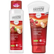 LAVERA CRANBERRY & AVOCADO COLOR & SHINE SHAMPOO 250 ML & CONDITIONER 200 ml