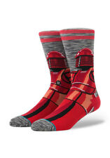 CALZE STANCE RED GUARD GRAY