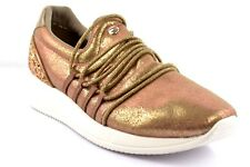 Tommy Hilfiger Sneaker donna in pelle SCARPE BASSE PASSEGGIO PANTOFOLE