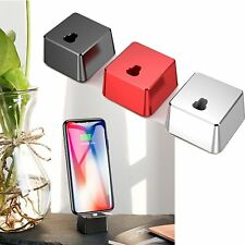 Phone Desktop Charger Station Holder & Sync Data Charging Cable for iPhone X 8 7