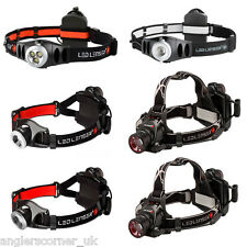 LED LENSER Lampada da testa /Accessori/Equipment/ da pesca