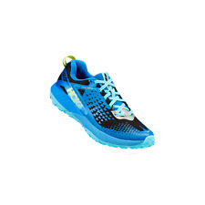 Chaussures De Trail Hoka One One Speed Instinct Blue Aster