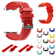 Replacement Silicone Sports Band Strap For Apple iWatch Series 38/42mm 3/2/1