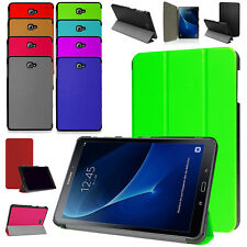 "Smart Leather Case Cover For All Samsung Tab S2 8""/9.7"" Inch Samsung Tab E 9.6"""