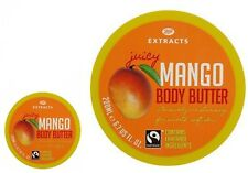 Boots Extract Mango Body butters 200ml & 50ml