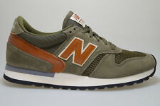 NEW BALANCE M 770 GT olive Chaussures MADE IN UK Hommes 633361-60-6