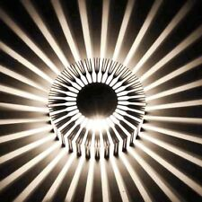 3W Sunflower Wall Lamp  AC85-265V Modern Led Lighting For Indoor Decoration corr