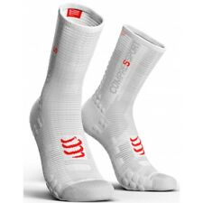Compressport Calcetines Pro Racing Socks V3.0 Bike Smart Blanco