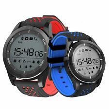 Pro F3 Smart Watch IP68 Bluetooth Waterproof Pedometer Wristwatch iOS Android