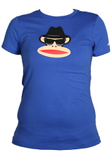 Paul Frank Blues Julius T-Shirt Donna FHPFAW60017 NBL Nautical Blue