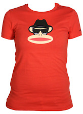 Paul Frank Blues Julius T-Shirt Donna FHPFAW60017 RED Red
