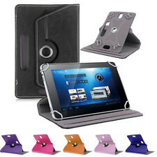 "Universal Tablets Case Cover 360° Leather Rotate Stand For All 7"" Inch Samsung"