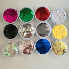 12mm Round Loose Sequins Dance Dress Crafts Wedding Decoration Flowers Jewelry D