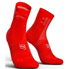Compressport Calcetines Pro Racing Socks V3.0 Ultra Light Bike Rojo