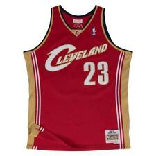 Mitchell & Ness LeBron James #23 CLEVELAND CAVALIERS 2003-04 swingman nba maglia