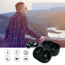 BLUETOOTH 4.2 AURICOLARI CUFFIE WIRELESS SPORTSTEREO iPhone Samsung Huawei