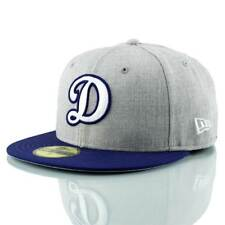 New Era Los Angeles Dodgers 2 TONS 'd' 59FIFTY Fitted MLB Casquette