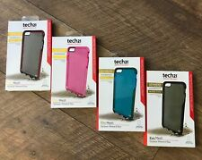 Tech 21 Evo Mesh Case Cover FlexShock For Apple iPhone 6 Plus & iPhone 6S Plus