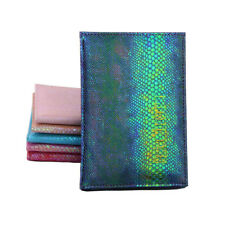 Passport Case Themed Lizard Leather For Women Travel Wallets Card Holder Cover