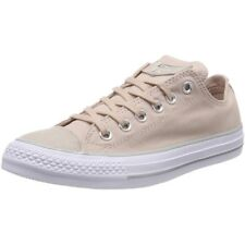 Converse Chuck Taylor All Star Tipped Metallic Toecap Ox Particle Beige Tessile
