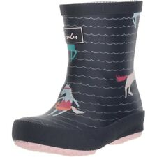 Joules Baby Printed Welly Sea Pony Marina Francese Gomma Bambino