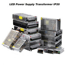 LED Driver Power Supply Transformer 240V - DC 12V IP20 led transformer