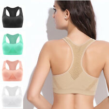 [5Colour/3size] Professional Absorb Sweat Top Athletic Running Sports Bra , Gym
