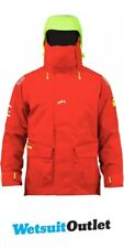2018 Zhik Isotak 2 Jacket in Flame Red JK851