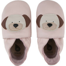 Bobux Puppy Blossom In Pelle Bambino Soft Soles