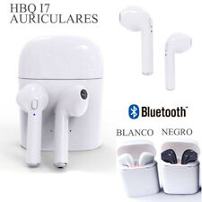 Auriculares I7 TWS Inalambricos Bluetooth Compatibles IPhone Android y Samsung