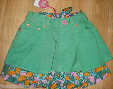 Nolita Pocket girl Evvia green summer skirt  3-4 y  BNWT designer