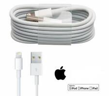 New Genuine Apple iPhone 6 5c 7 Plus iPad Lightning USB Data Charger Lead Cable
