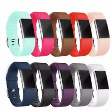 LNOP Watch strap for fitbit charge 2 band Silicone Sport bracelet belt replace