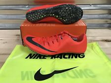 Nike Zoom SUPERFLY Elite y pinchos Brillante Color Carmesí Zorro (835996-614)