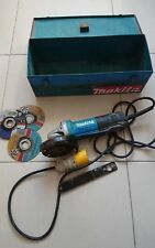 Makita Angle Grinder 110v 115mm
