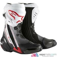 Stivali ALPINESTARS SUPERTECH R BLACK / RED / WHITE