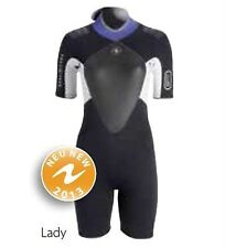 Aqualung Mahe Active 3mm Shorty - Lady - twilight  - (Modell 2014)