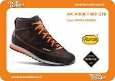 Scarpa Crispi Addict Mid GTX goretex outdoor made in Italy sneakers