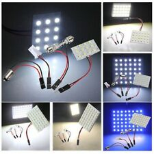 12/24 36/48 Led 5050/3528 SMD Auto Pannello Luminoso T10 Striscia Ba9s