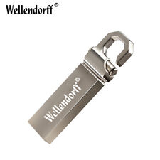 Mini Metal Usb 32Gb Usb Flash Drive 64Gb 16Gb Pen Drive Memoria Usb Stick 8Gb 4G