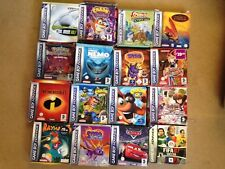 Over 15x Nintendo Game Boy Advance Games, From £3.89 Each With Free Postage