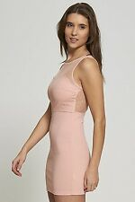 SALE Women's Mini Cocktail Sexy Club wear Sexy Party Mesh Summer Bodycon Dress