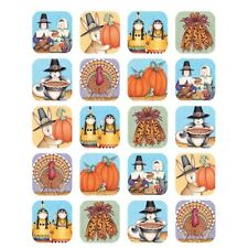 We Are Thankful Stickers By Debbie Mumm by Teacher Created Resources  - We Are
