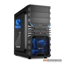 Gaming PC i3 8300 8GB DDR4 GTX1060 6GB 1TB HDD Windows 10 Gamer Spiele Computer