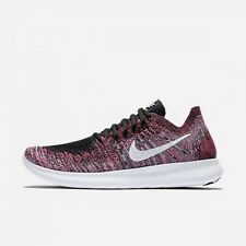 NIKE WOMENS FREE RN FLYKNIT  2017 TRAINERS SHOES  SNEAKERS  880844 006